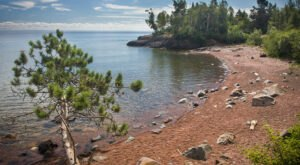 The Unique, Out-Of-The-Way Beach In Minnesota That's Always Worth A Visit