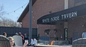 West Virginia's White Horse Tavern Serves Alcoholic Milkshakes And Treats Galore
