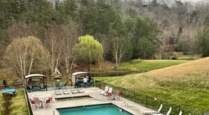 Little Valley Mountain Resort Is A Log Cabin Campground In Tennessee That May Just Be Your New Favorite Destination