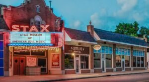 Enjoy Loads Of Iconic Music History At The Stax Museum Of American Soul Music In Tennessee