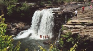 Swimming At Alabama's Little River Canyon Is One Of The South's Best Outdoor Adventures