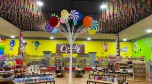 The Brand-New Rushmore Candy Company In South Dakota Proves There's Still A Kid In All Of Us