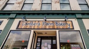 The Newly Opened Cambera Farm In Connecticut Specializes In Mouthwatering Donuts And Sourdough Bread