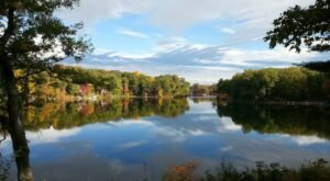 Panther Lake Camping Resort Is A Log Cabin Campground In New Jersey That May Just Be Your New Favorite Destination