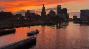Sip Wine And Savor A Twilight River Cruise Right Here In Rhode Island