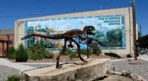 Spend A Day In Hot Spring County, Wyoming And Discover Petroglyphs, Mineral Springs, Dinosaurs, And More