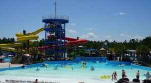 Take A Trip To Gulf Islands In Mississippi, A Water And Adventure Park That's Tons Of Fun