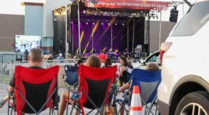 Catch A Concert And A Movie, All While Staying Socially Distant, At The Drive-In St. Louis In Missouri