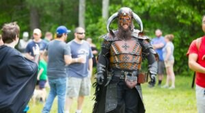 Take The Family Into A World Of Fantasy And Medieval Enchantment At Robin Hood's Faire In Connecticut