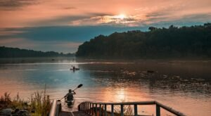 Kayak Along The Southern Virginia Wild Blueway, An Incredibly Scenic Area Of Virginia