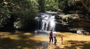 6 Easy-Access South Carolina Waterfalls That Are Perfect For A Summer Adventure