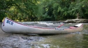 Located Right On The Creek, Seminary Canoe Rental In Mississippi Makes It Easy To Get Out On The Water