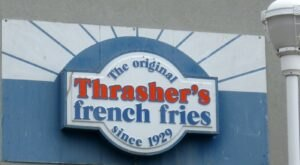 People Drive From All Over Delaware To Try The Fries At Thrasher's
