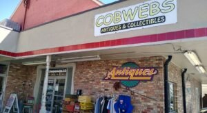 Discover A Treasure Trove Of Novelties At Cobwebs Antiques & Collectibles In Utah