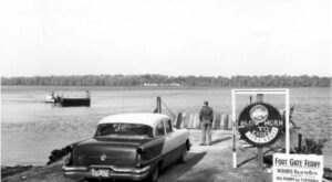 Most People Have No Idea This Historic $10 Ferry In Florida Even Exists