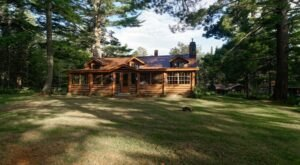 CedarHurst Lodge Is A Secluded Retreat In Michigan Where You Can Relax Year-Round