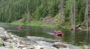 A Whitewater Rafting Trip From ROW Adventure Center In Idaho Should Be On Your Bucket List