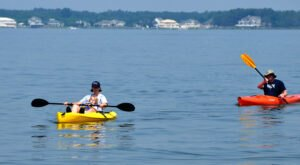 The Scenic And Calm Rehoboth Bay Is The Best Place To Paddle In Delaware