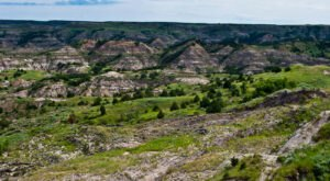 Visit These Fascinating National Parks In North Dakota For An Adventure Into The Past