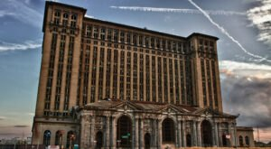 One The Most-Photographed Buildings In The State Is Right Here In Detroit