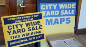 Get Ready For The Sale Of The Year With This City-Wide Yard Sale In Vermont