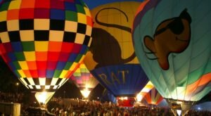 This New Hot Air Balloon Fest Will Be A Missouri Dream