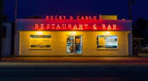 Home Of The Massive Mac & Cheese, Rocky & Carlo's Near New Orleans Shouldn't Be Passed Up