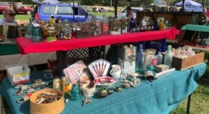 The Biggest And Best Flea Market In Vermont, Waterbury Flea Market Is Now Re-Opening