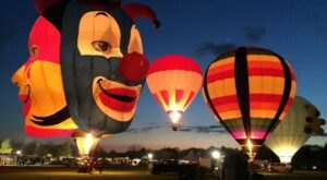 The Sky Will Be Filled With Colorful And Creative Hot Air Balloons At The Chester County Balloon Festival In Pennsylvania