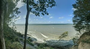Follow A Path To The Waterfront When You Visit Erie Bluffs State Park In Pennsylvania