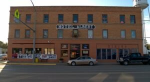 Montana's Hotel Albert Is Also A Bar And Restaurant With An Eerie And Fascinating History