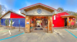 The Most Eclectic Eatery In Louisiana Just So Happens To Also Have The Best BBQ