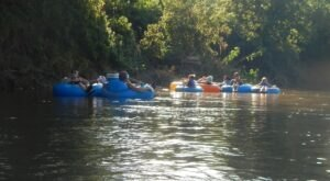 Take The Longest Float Trip In Wisconsin This Summer On Grant River
