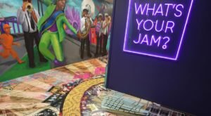 You'll Have A Blast Exploring JAMNOLA, A 5,400 Sq. Ft. Art Installation In New Orleans