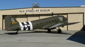 Explore The World's Largest Collection Of World War II Aircraft At The Palm Springs Air Museum In Southern California