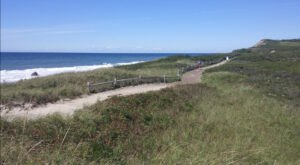 Climb The High Dunes In Massachusetts For Stunning Sea Views On The Moshup Beach Trail
