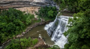 Tennessee's Niagara Falls, Burgess Falls, Is Too Beautiful For Words