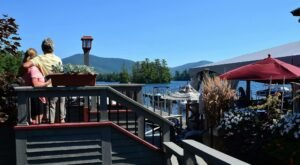 Soak In Marvelous Views Of the Adirondacks From Algonquin Restaurant In New York