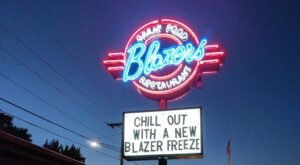 Grab A Burger From A 1976 Kansas Classic Named Blazers