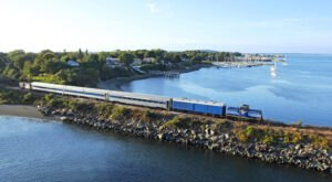 Take In The Views Of Narragansett Bay From The Grand Bellevue, Rhode Island's Scenic Dinner Train