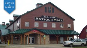 This Antique Mall And Ice Cream Shop Pair Perfectly For An Afternoon Adventure In Northeastern Ohio