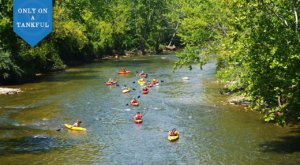 Adventure Awaits When You Check Out The Tubing And Tacos Offered On This Northeast Ohio Day Trip