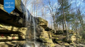 Explorers Will Love This Hiking Trail And Burger Combo In Eastern Ohio
