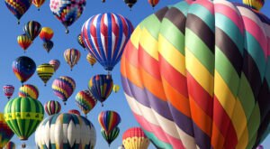 Hot Air Balloons Will Be Soaring At New Jersey Lottery Festival of Ballooning