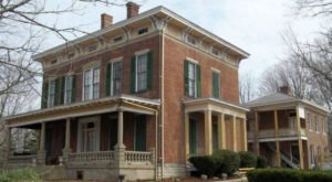 This Unassuming Haunted Indiana House Harbors A Very Dark And Tragic Past