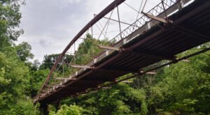Pyeatt's Mill Bridge Is A Remarkable Bridge In Indiana That Everyone Should Visit At Least Once