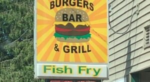 Burgers Bar In Wisconsin Has Over 30 Different Burgers To Choose From