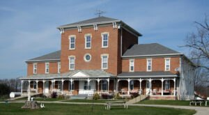 Williamsport Is An Indiana River Town With History That Dates Back To The Early 1800s