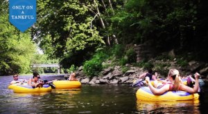 The Southwest Ohio Road Trip That Leads Explorers To Tubing And Tacos