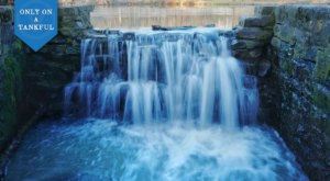 Visit This Northwestern Ohio Winery And Waterfall For A Picture-Perfect Day